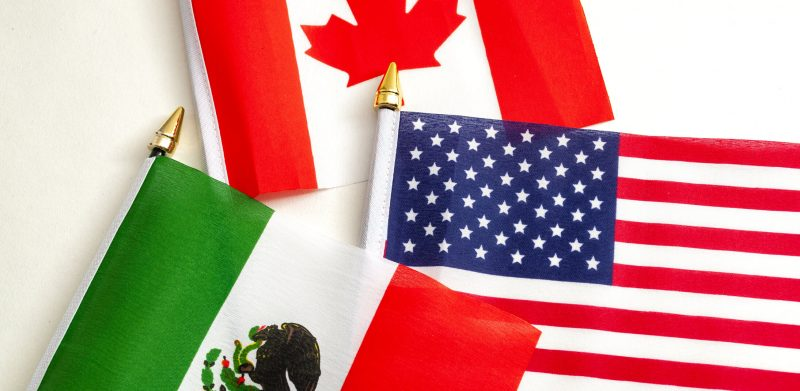 Canada-USA-Mexico Agreement  Import/Export