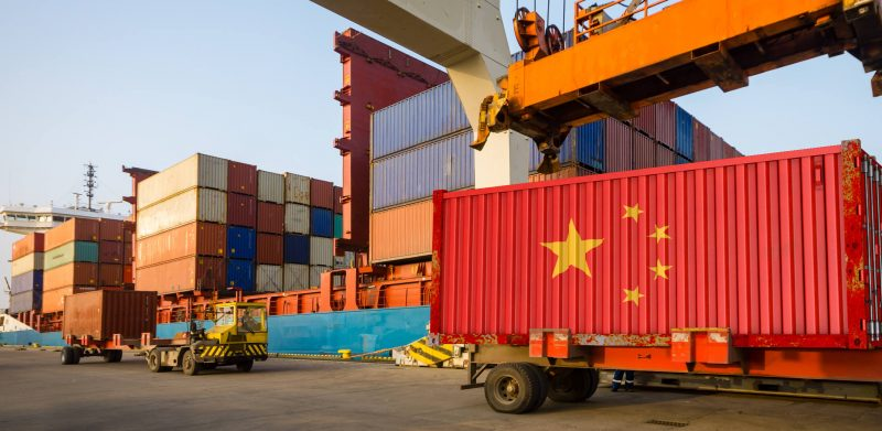 surtax on Chinese imports