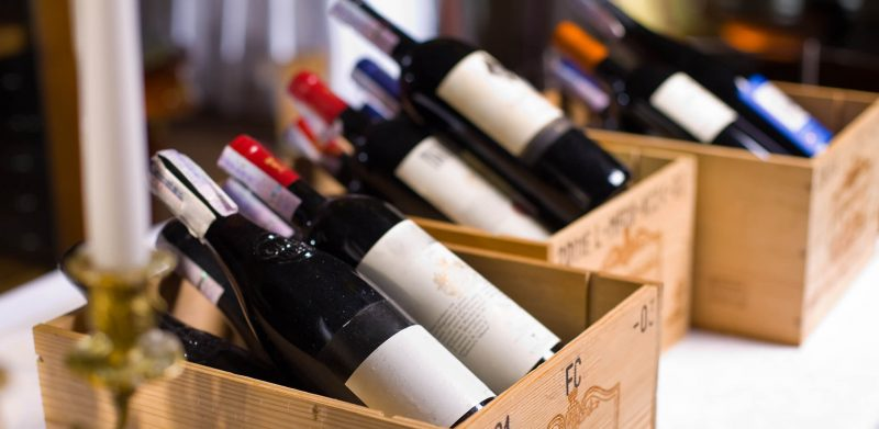 How to import wine into Canada - W2C